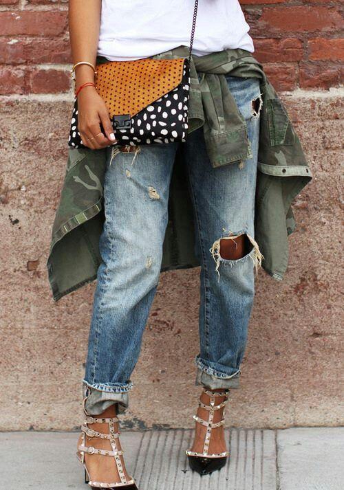 Celana Jeans si Dia yang Sudah Tidak Dipakai Cocok Juga