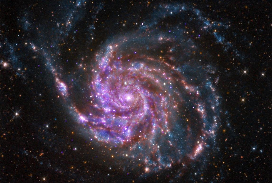 Galaksi Pinkwheel