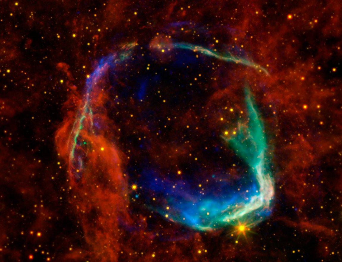SN 185 Nebula