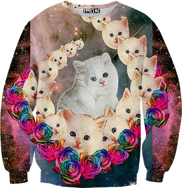 Sweater 3D