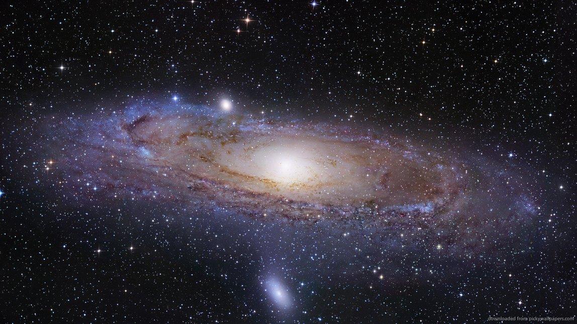 bentuk galaksi bima sakti