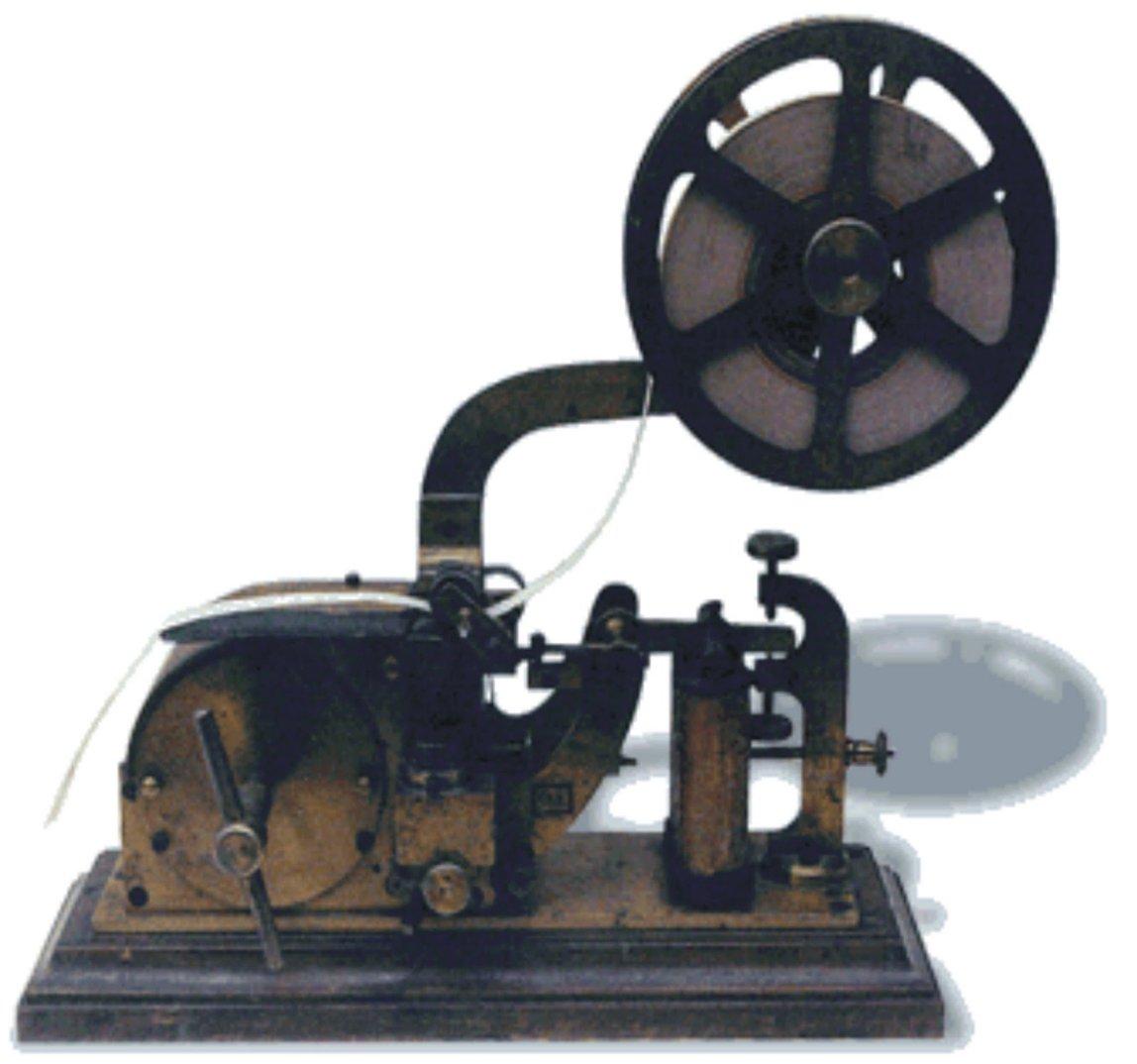 foto telegraf jaman jaman dulu
