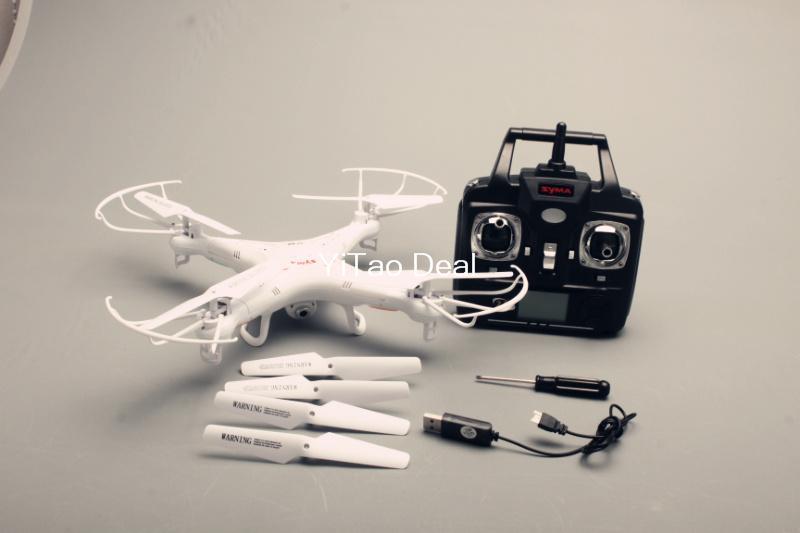 pesawat tanpa awak RC Quadcopter Syma X5C