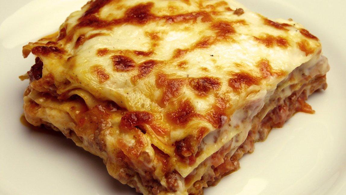 Mencoba Lasagna Mozzarella, Kuliner Terlezat di Dunia