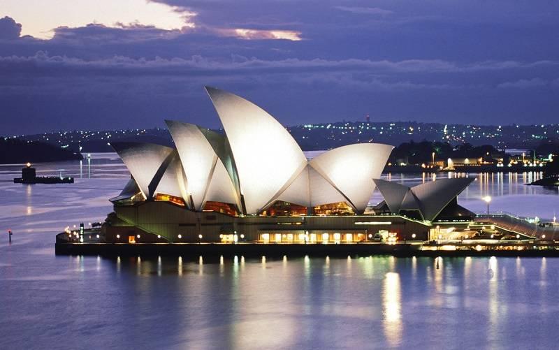 Australia, Negara Terkaya