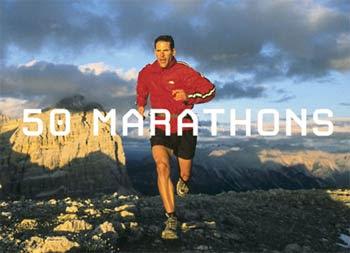 manusia unik; Dean Karzanes; Manusia maraton