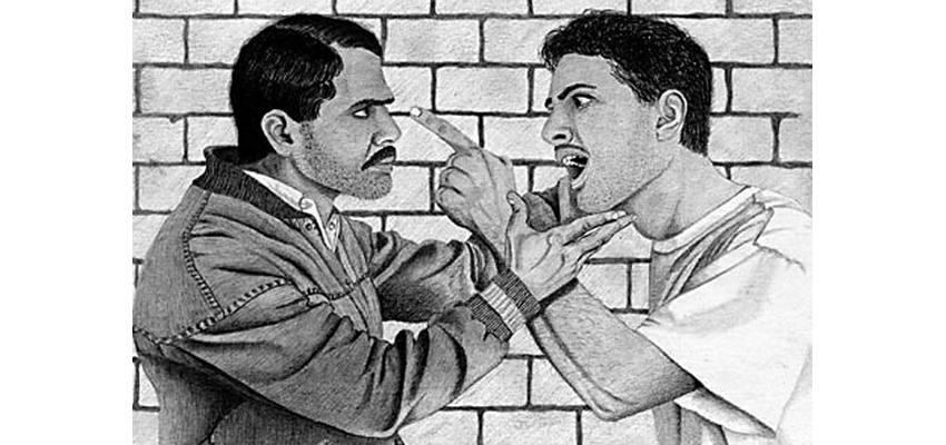 Hindari Cacian dan Makian Ketika Marah