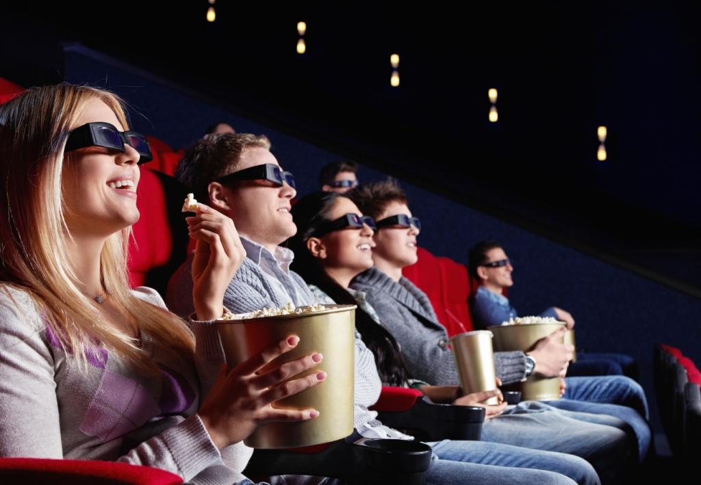 Pergi ke Bioskop