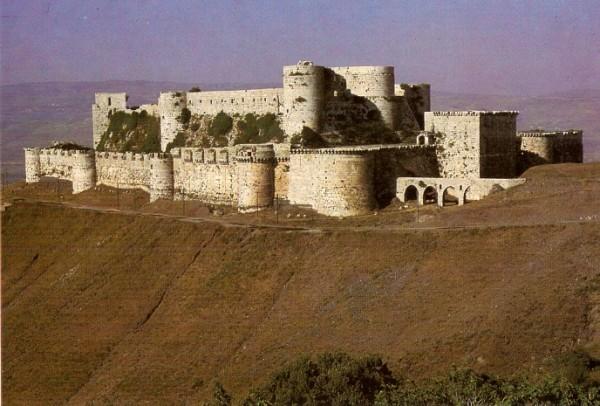TADMOR SYRIA