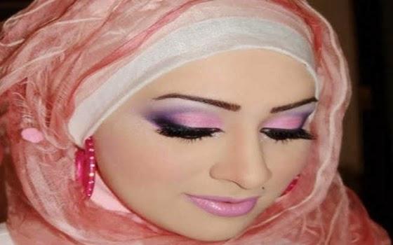 wanita berhijab tercantik di dunia - Fathima Kulsum Zohar Godabari