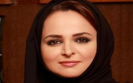 wanita muslimah tercantik di dunia berhijab - Sheikha Hanadi