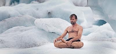 orang aneh; Win Hof; Manusia tahan dingin