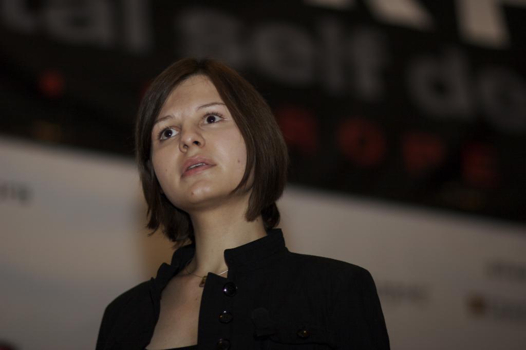 hacker wanita paling cantik di dunia Joanna Rutkowska