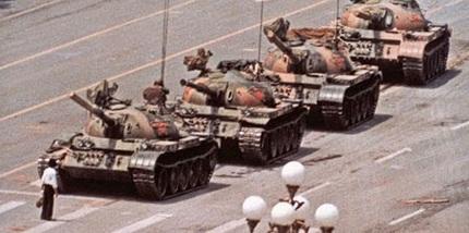 Foto Seseorang Di Tiananmen
