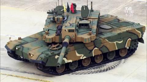 Black-Panther-K2-Tank-tercanggih-di-dunia-milik-korea-selatan