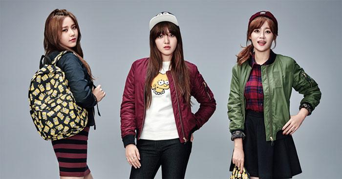Korean girls style