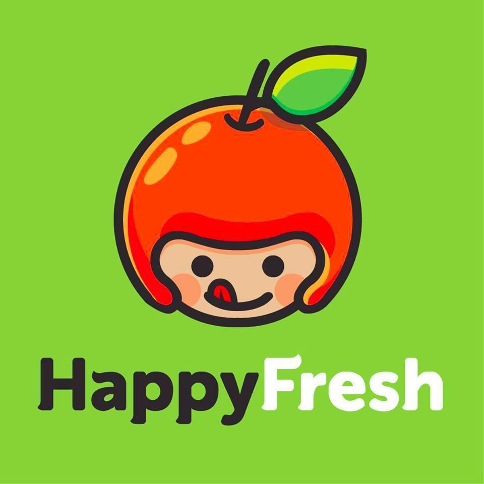 Logo HappyFresh