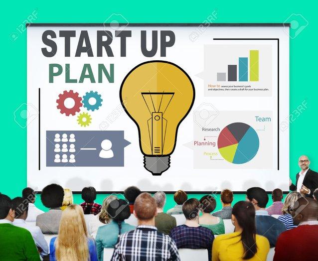 Startup goals