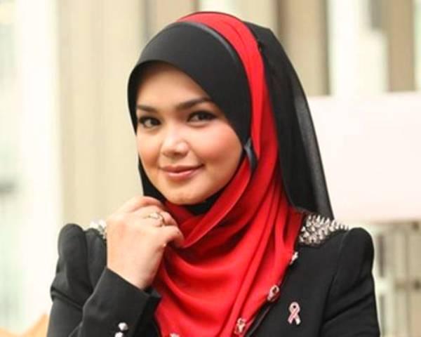 Siti Nurhaliza artis Cantik asal Malaysia