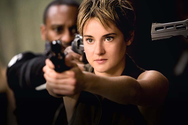 """Tris Prior dalam Film """"Insurgent"""""""