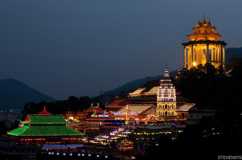 Kek Lok Si Temple 2011