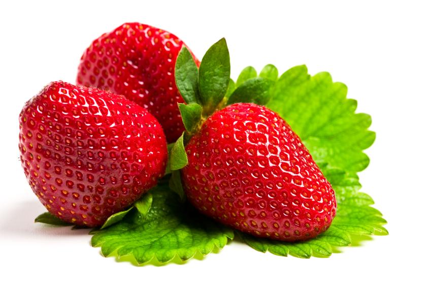Strawberry bermanfaat mencerahkan kulit