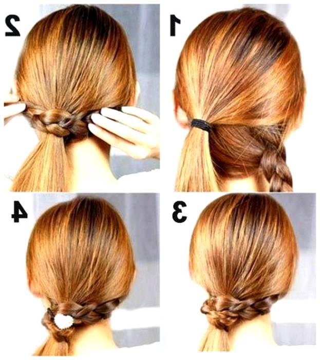 variasi model rambut