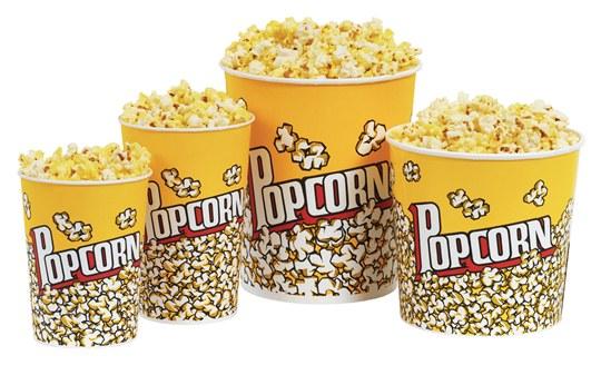 Popcorn, camilan gurih dan mengenyangkan
