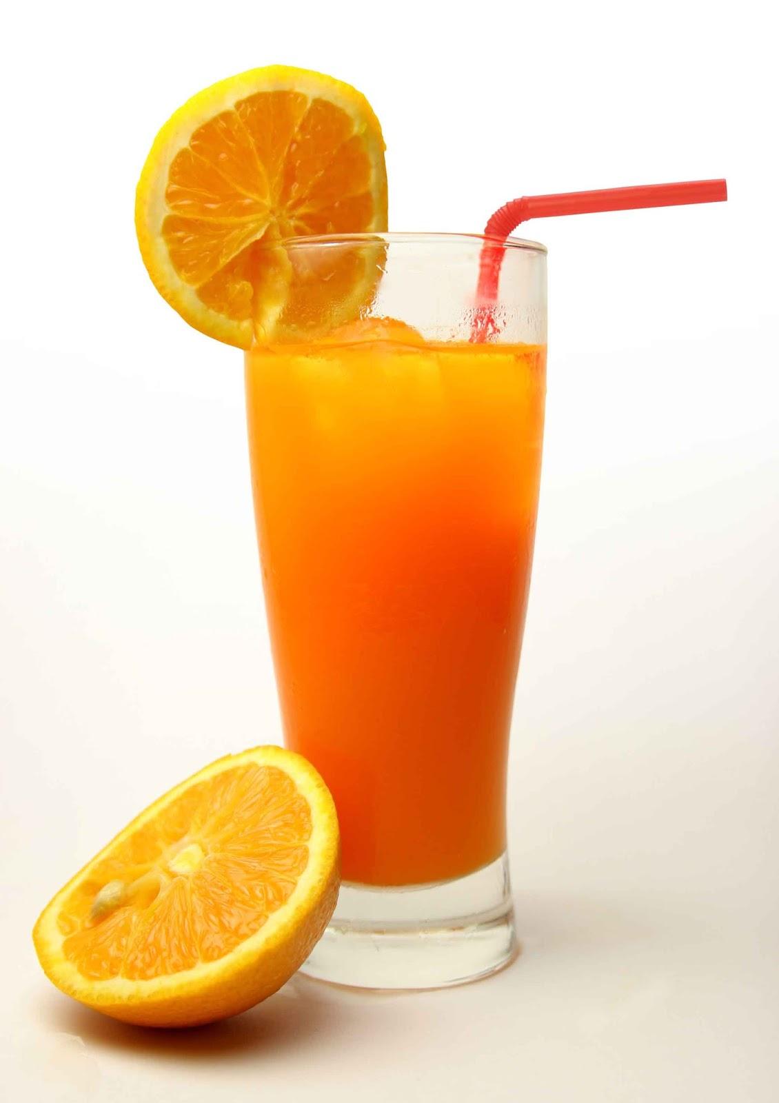 atasi gangguan pencernaan dengan jus jeruk