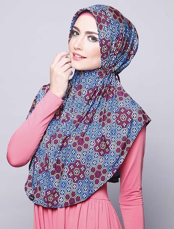 Motif hijab