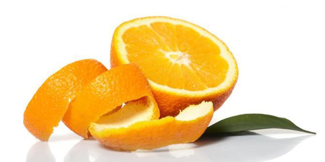 hilangkan komedo dengan kulit jeruk