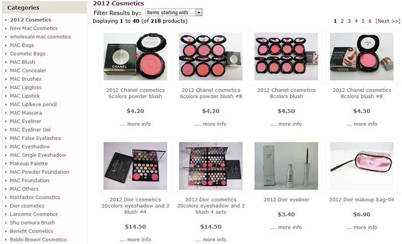 mac cosmetics the marketing mix Makeup tips from the experts at mac cosmetics the marketing environment week 2 - strategic planning 3 sep 22 (2) sep 18 (3.