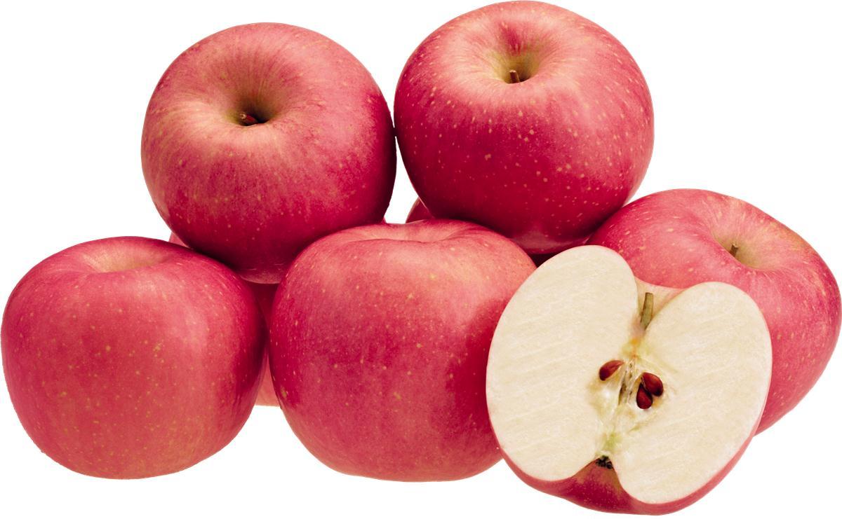 Apel, Camilan mengenyangkan dan rendah kolesterol