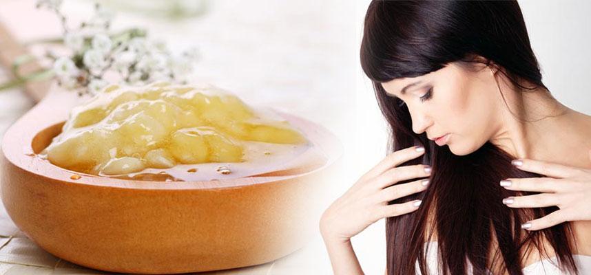 5masker pisang untuk melembutkan rambut