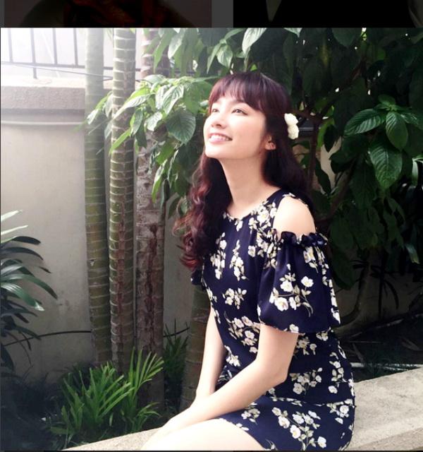 Truong Tri Truc Diem Top Model dari Vietnam