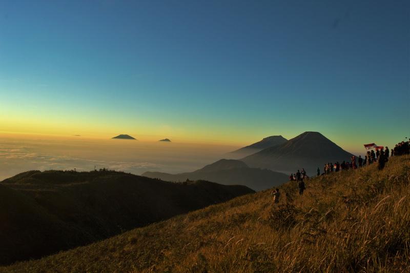 Gunung Prau, Wonosobo