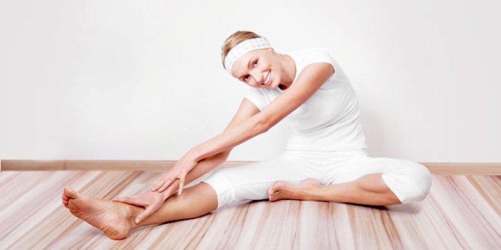 Stretching 5 – 10 menit