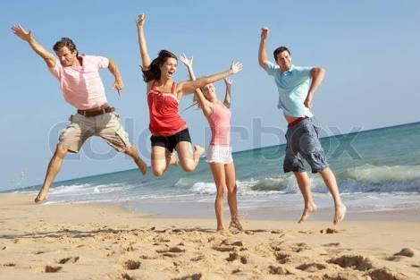 Berlibur dengan Sahabatmu Akan Lebih Menyenangkan dan Lebih Berkesan