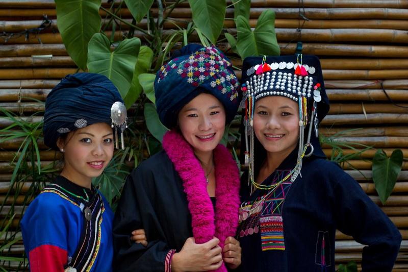 Wanita dari Negara Laos
