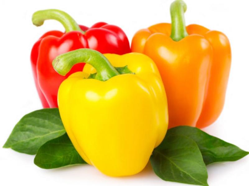 paprika mengandung vitamin C dan betakaroten