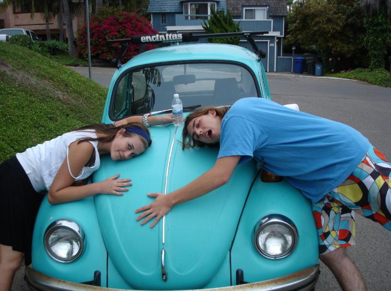 Sahabatmu menyayangi kendaraan mereka seperti kekasih sendiri