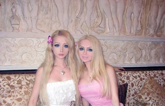 keluarga barbie