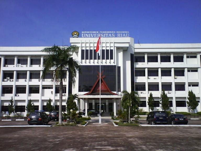 UNRI, daftar universitas terbaik se Indonesia