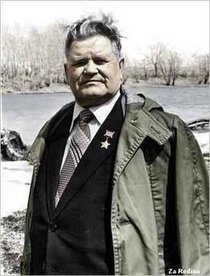 Vasily Gregorievich Zaytsev