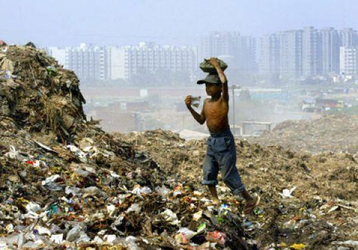 delhi india adalah negara terkotor di dunia