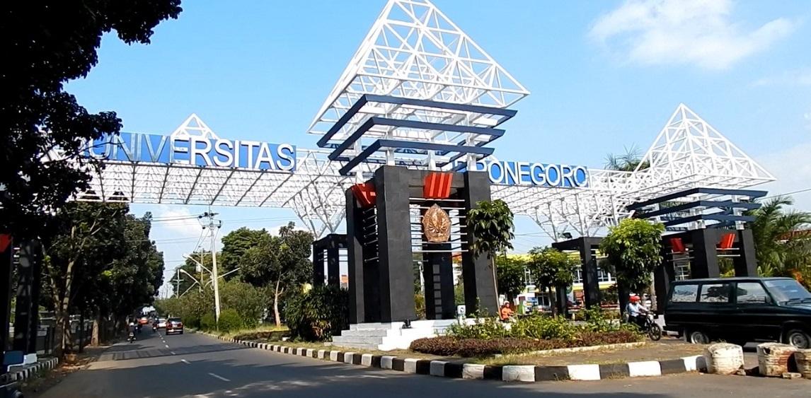 UNDIP, universitas terbaik se Indonesia