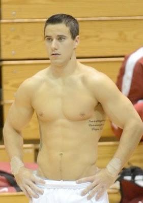 jacob dalton, atlet cowok seksi di dunia asal usa