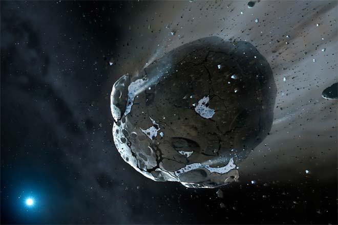 meteoroid-yang-tersebar-di-tata-surya