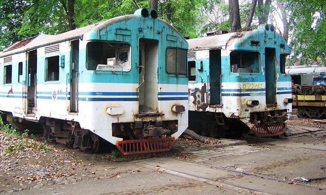 stasiun kereta api berhantu, manggarai