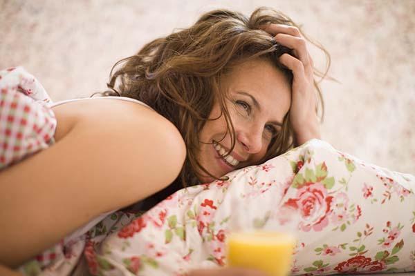 Bangunlah dengan Perasaan Bahagia